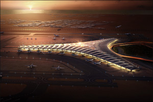 Otis to move passengers at Kuwait Airport's new terminal
