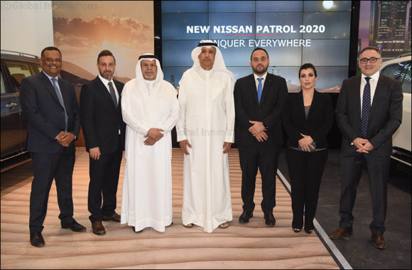New 2020 Nissan Patrol Arrives in Kuwait