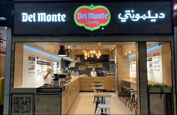 Del Monte® Launches First Café in Kuwait at Terminal 4 (T4) at Kuwait International Airport