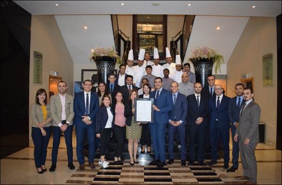 "Copthorne Kuwait City Hotel Scoops ""Luxury Family Hotel"" at the 2019 World Luxury Hotel Awards''"