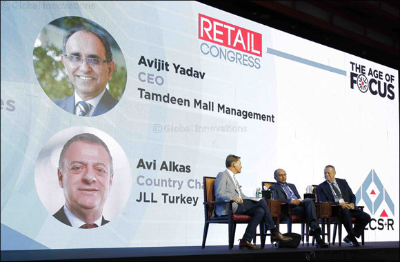 Tamdeen Group's Al Khiran Hybrid Outlet Mall takes Centre-stage at MECSC+R Retail Congress Dubai