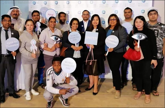 Copthorne Kuwait City Hotel marks the month of national diabetes awareness