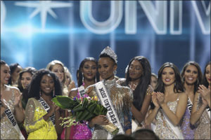 Mouawad and the Miss Universe Organization Unveil the Miss Universe Power of Unity Crown, Crafted by ...