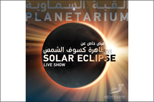 Annular Solar Eclipse Inspires Sheikh Abdullah Al Salem Cultural Centre's Next Planetarium Show