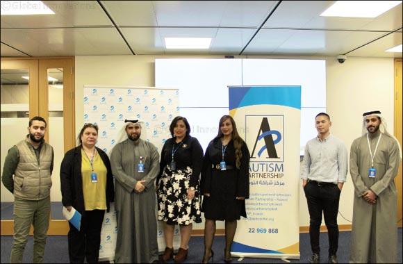 Burgan Bank Conducts an Internal Awareness Workshop on Autism Spectrum Disorder (ASD) in Cooperation with Autism Partnership Kuwait (APK)