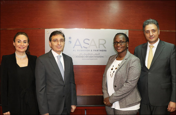 ASAR – Al Ruwayeh & Partners Acts as Kuwait Legal Counsel to the Consortium of WTE Wassertechnik Gmbh and International Financial Advisors Holding KSCP on the Umm Al Hayman Wastewa