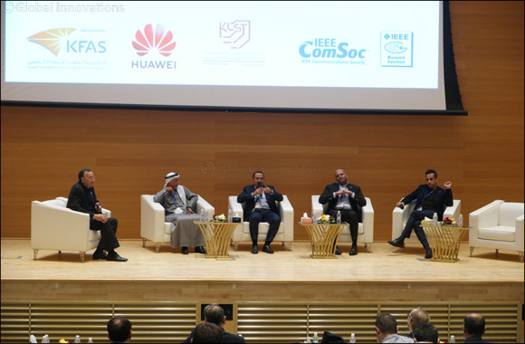 Huawei Sponsors and Participates in Global IEEE 5G-IoT Summit Kuwait
