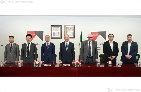 Huawei and Kuwait College of Science and Technology (KCST) Sign Memorandum of Understanding to Establish an ICT Academy