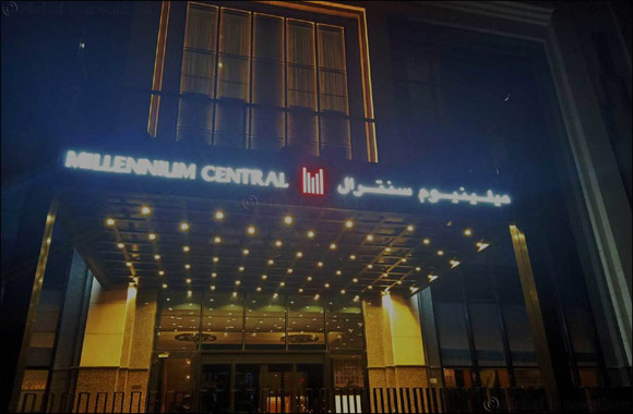 Millennium Central Kuwait Downtown Partners with Rotana