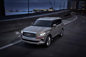 2020 INFINITI QX80 Wins Kelley Blue Book 5-Year Cost To Own Award