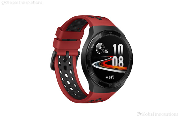 HUAWEI Watch GT 2e - your perfect health companion while staying at home