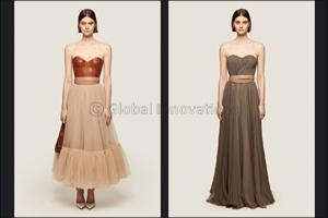 Kristina Fidelskaya A/W 2020 Collection  �Dream�