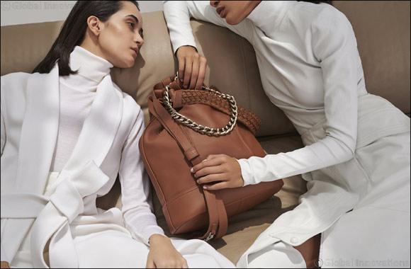 HALM and Kristina Fidelskaya Collaborate  On a Limited-Edition Bag Collection