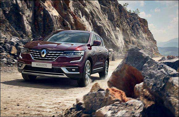 Renault Al Babtain Launches an Exceptional Campaign in Collaboration with Kuwait Finance House on the  New Renault Koleos 2021