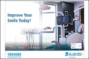 Special Discount to all Burgan Bank Customers  at �Dental Idol� Medical Centre