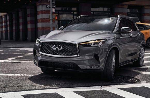 Tailored to Your Senses, Explore the Infiniti QX50 by Infiniti Al Babtain!