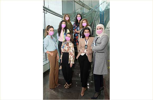 Burgan Bank Marks Breast Cancer Awareness Month with its Female Employees