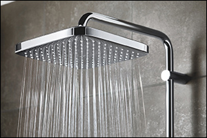 A Warm Summer Rain in Winter: The New Head Shower GROHE Tempesta 250