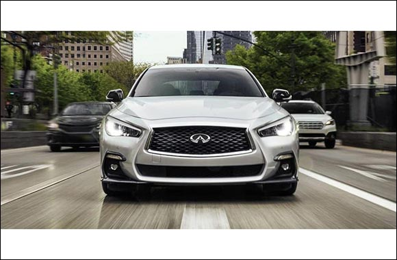 Infiniti Al Babtain Treats Its Customers this Season with a Special Offer on the Infiniti Q50