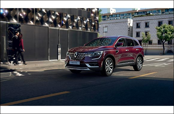 Ring in the Festive Season with Renault Al Babtain's Exceptional Offer on the Renault Koleos 2021
