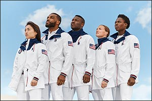 Ralph Lauren Debuts Team USA's Closing Ceremony Parade Uniform and Apparel Collection, Featuring Fir ...