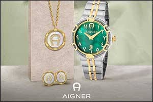 Celebrate with the New AIGNER EID Collection