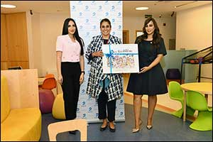 Burgan Bank Donates Musical Instruments to the Kuwait Association for Care of Children in Hospital & ...