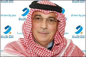 Mr. Masaud Mahmoud Jawhar Hayat, Vice Chairman and CEO of Burgan Bank Group