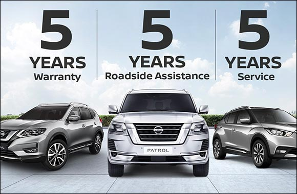 Nissan Al Babtain Summer Offers Five Years of Trust & Peace of Mind