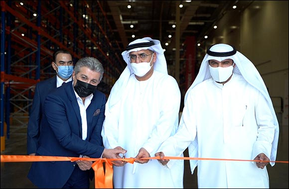 Aramex Kuwait Expands its facility in Agility Logistics Park in Sulaibiya