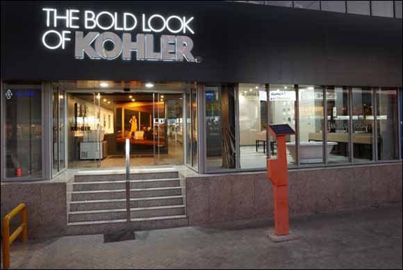 Kohler inaugurates largest and only signature showroom in dubai and gcc