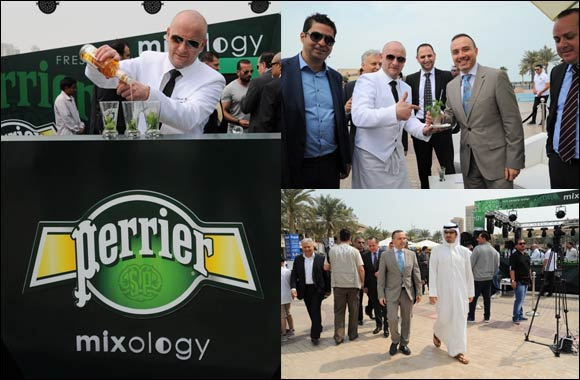 Perrier brings perfect mixes with amazing flavors and textures to Kuwait