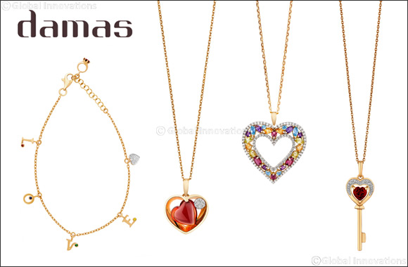 The New Love Collection from Damas!