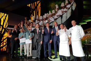 Returning with 14 medals in bed-making contests and live culinary  competitions Kuwait, 28 January, 2018: Talented chefs and expert  housekeeping teams from ...