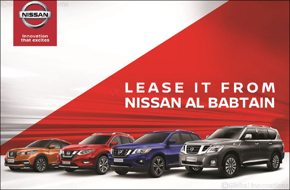 Enjoy Peace of Mind Rental from Nissan Al Babtain with First of its